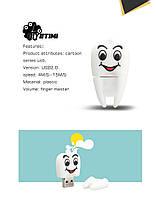 USB-флешка Зуб улыбка 16 гб