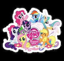 My Little Pony фигурки