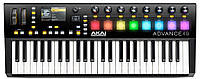 MIDI клавиатура Akai PRO ADVANCE 49