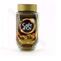 Кофе растворимый Cafe d'Or Gold, 200 гр