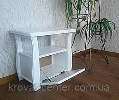 """Белая тумбочка """"Грета Вульф"""", фото 3"""