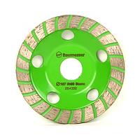 Фреза алмазная торцевая ФАТ-М 105 Baumesser Stein №00 для шлифовки гранита на УШМ