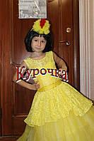 Детский карнавальный костюм Курочка - прокат Киев, Троещина