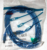 Кабель шнур провод USB A/B (print) 10m