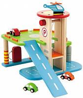 Игровой набор Гараж Viga Toys 59963VG