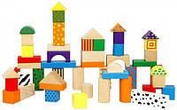 Набор кубиков Viga Toys 50 шт (59695)