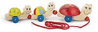 Игрушка-каталка Черепашки Viga Toys 59949