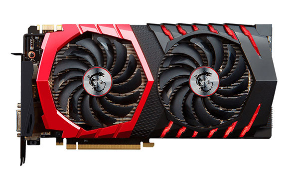Видеокарта MSI GeForce GTX 1070 GAMING 8G