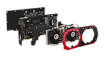 Видеокарта MSI GeForce GTX 1070 GAMING 8G, фото 2