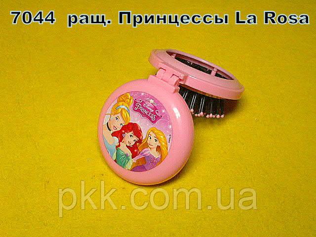 Щетка для волос La Rosaпринцессы 7044