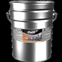 """Грунтовка по ржавчине TM """"Delfi"""" ПФ-010 М черная - 25,0 кг."""