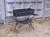 Декоративный кованный мангал арт.мл 8