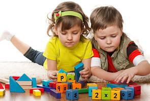 Товари та іграшки для малюків