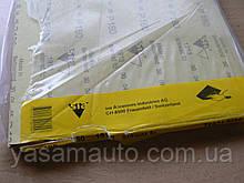 Бумага P 180 SIA водостойкая абразивная наждачная красная лист 230х280мм сиа р180