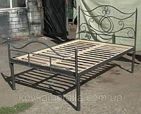 Кровать кованая арт.м 18, фото 1