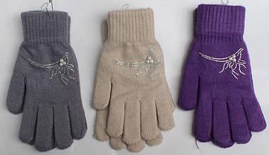 Перчатки подросток 15-17 лет (12 пар)