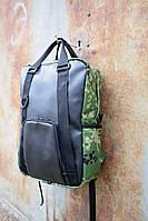 Городской рюкзак Kona Docker 2.0 Black/Сamouflage
