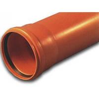 Труба ПВХ для наружной канализации Ф160*3.2 4000 мм SN2 Мпласт