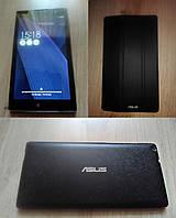 """ПланшетAsus ZenPad C Z170CG 7"""" 3G 16Gb black + Оригинальный чехол Asus Tricover C Z170CG 7"""" black"""
