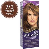 Wellaton Краска для волос №07/3 Лесной орех (крем-краска, стойкий насыщенный цвет)