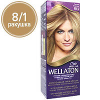 Wellaton Краска для волос №08/1 Ракушка (крем-краска, стойкий насыщенный цвет)