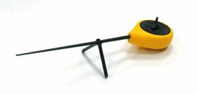 Удочка зимняя балалайка пенопластовая