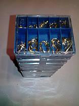 Крючки в наборе белые и желтые, фото 3