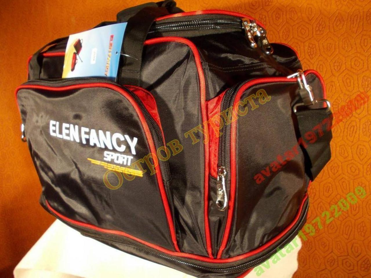 Сумка дорожная спортивная ELENFANCY -Sport 2026