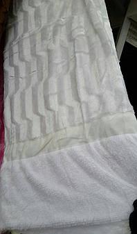 Покрывало на кровать меховое Норка 200х230 цвет белый