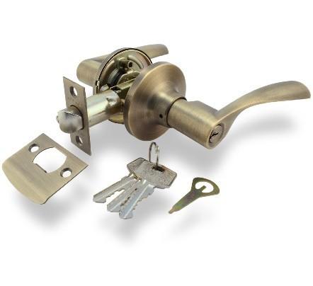 Защелка Апекс 8023-01  - Фирма Броневик - замки оптом и в розницу для металлических и межкомнатных дверей, дверная фурнитура. в Полтаве