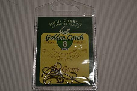 Крючки GOLDEN CATCH  8, фото 2