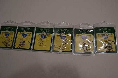 Крючки GOLDEN CATCH 5, фото 2