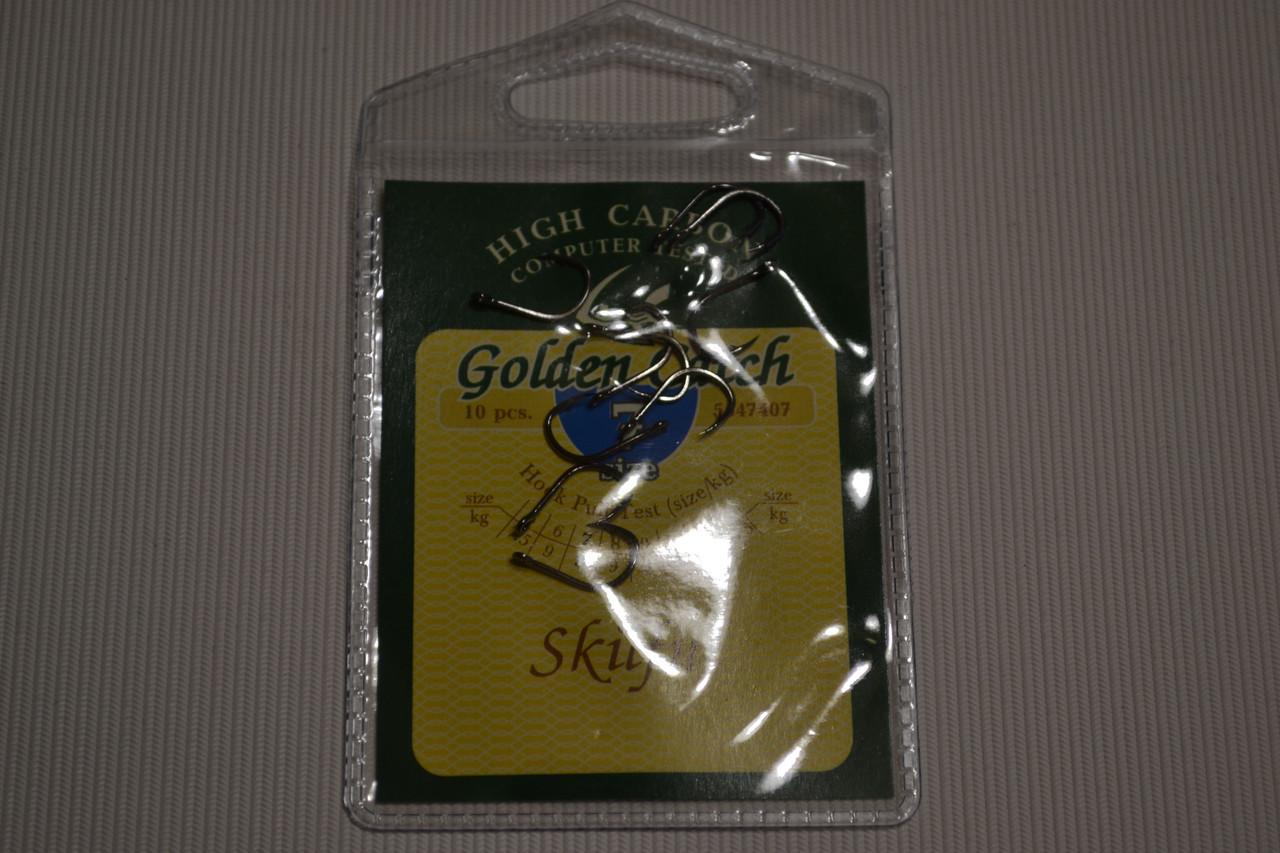 Крючки GOLDEN CATCH 7