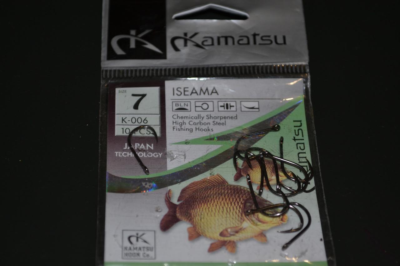 Крючки KAMATSU-акция!!!