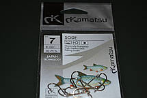 Крючки KAMATSU-акция!!!, фото 2