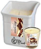 Массажная свеча Белый Шоколад «Люкс» 200 мл.