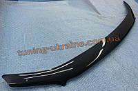 Дефлектор капота (мухобойка) SIM на Lexus RX 2015+