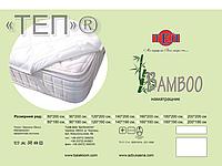 Наматрасник ТЕП Эвкалиптовое волокно Bamboo с 4-мя резинками по углам