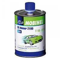 Разбавитель 2100 для акриловых изделий Mobihel, 0,5 л