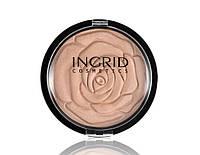 Хайлайтер-пудра искристая для лица Ingrid Cosmetics Shimmer Powder HD Beauty Innovation 25 gr