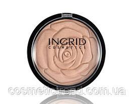 Хайлайтер-пудра іскриста для особи Ingrid Cosmetics Shimmer Powder HD Beauty Innovation 25 gr