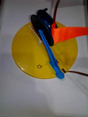 Жерлица сумская пластиковая в сборе, фото 2
