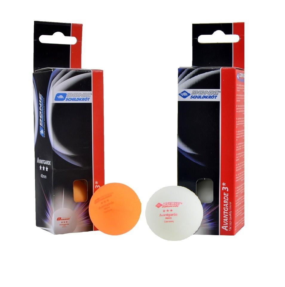 Мячи для настольного тенниса DONIC ADVANTGARDE 3* (3шт)