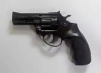 """Револьвер под патрон Флобера PROFI 3"""" (пластик черный)"""