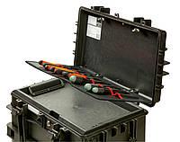 Жесткие кейсы, Pivoting under lid tool pallet- pouch system, Bahco, 4750RCWD-AC2