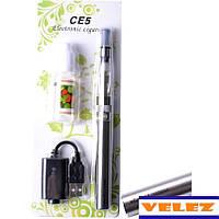 Электронная сигарета CE5 1100мАч Steel EC-005-1