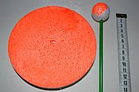 Жерлица кружок 150мм неоснащенная