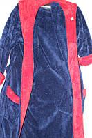 Мужской халат, длинный,без капишона , купить мужской халат оптом оптом ,1860:1/2 HM0007