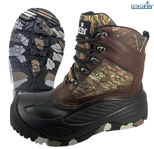 043765385 Зимние ботинки максимальной защиты от холода Norfin Hunting Discovery -30°C