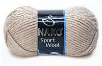 Nako sport wool (спорт вул)
